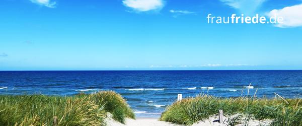 Erholsamer Ostsee-Urlaub