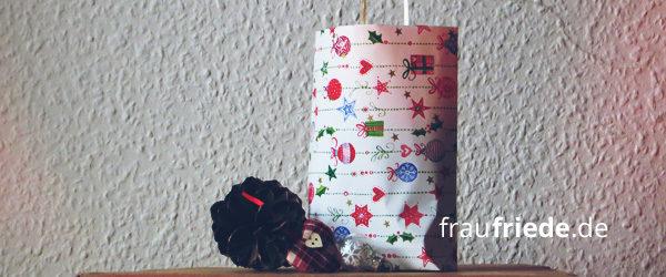 DIY Weihnachtstüte