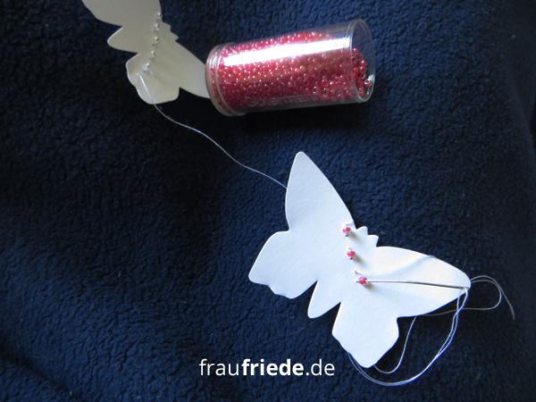 Schmetterlings-Mobile