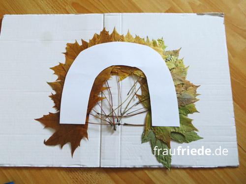 Herbst-Deko basteln